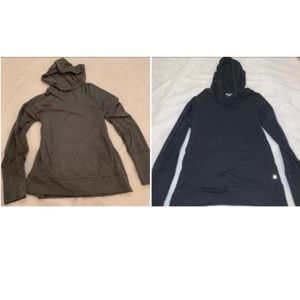 NWT 2 Bally Total Fitness Sweaters